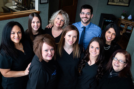 Team at Omni Dental, McMurray, PA
